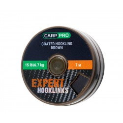 HOOKLINK COATED BROWN 7m